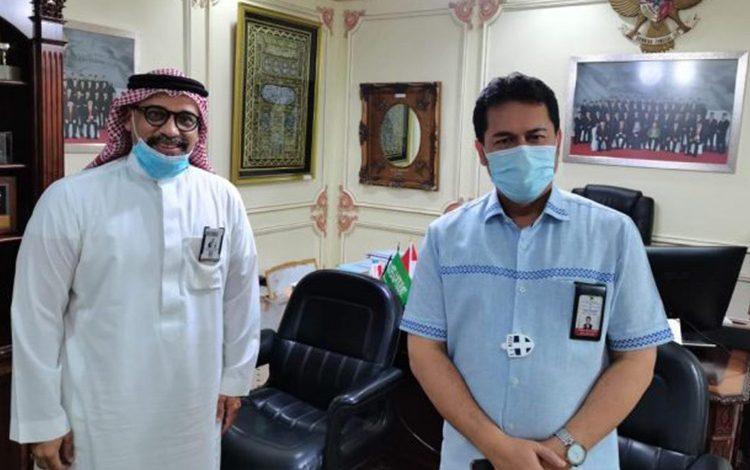 Konsul Haji KJRI Jeddah Endang Jumali.