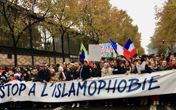 Islamofobia Meningkat Lebih dari 50% Selama Tahun 2020 di Prancis