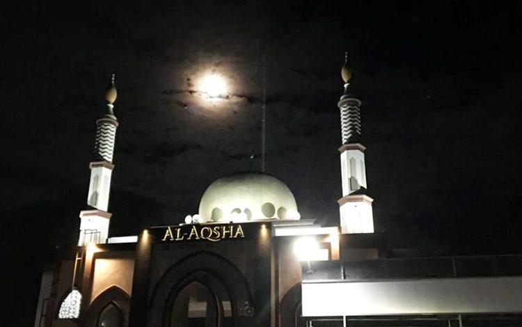 Masjid Al-Aqsha Delatinos. Foto: Dok. Pribadi