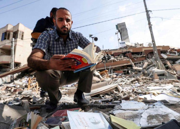 Sekjen PBB Sambut Baik Gencatan Senjata di Gaza