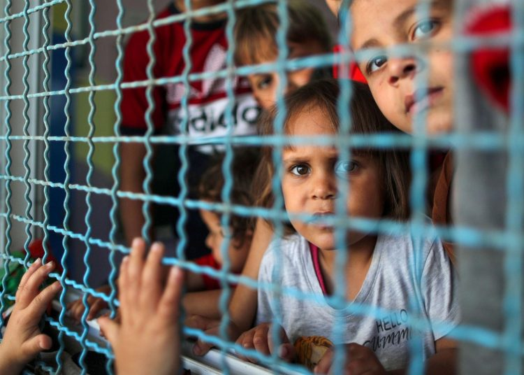 Palestina Desak PBB Hentikan Kejahatan Israel Atas Anak-Anak