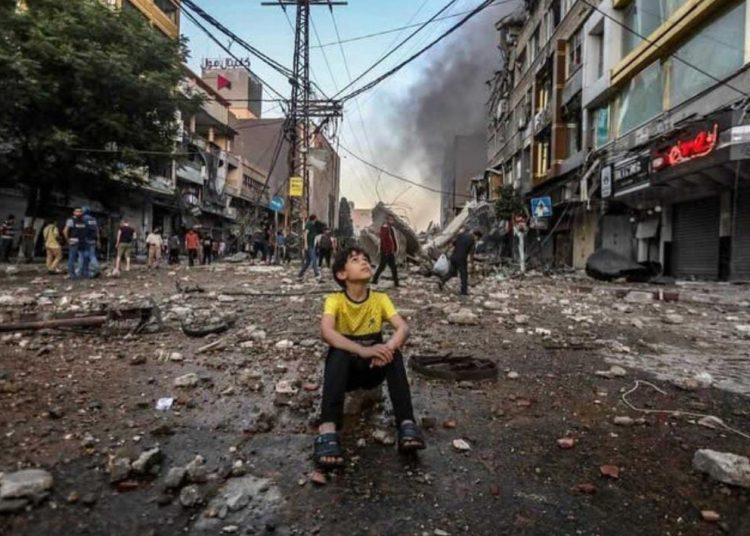 198 Orang Meninggal dalam Serangan Israel, 58 Anak-Anak dan 35 Wanita
