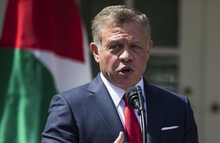 Raja Yordania Abdullah II. Foot: Anadolu