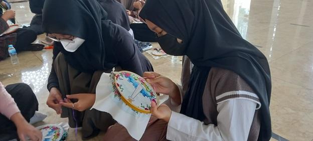 LAZ Al-Aqsha Lakukan Pelatihan Kewirausahaan Untuk Penerima Aqsha Scholarship