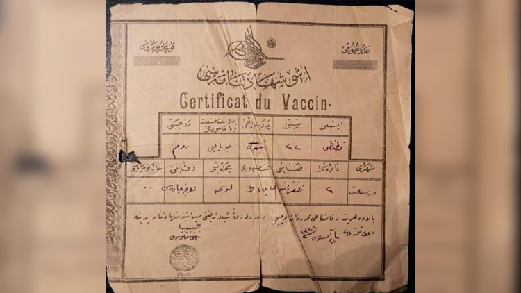 Bagaimana Vaksin ditemukan di Era Utsmaniyyah, hingga Dipopulerkan Barat
